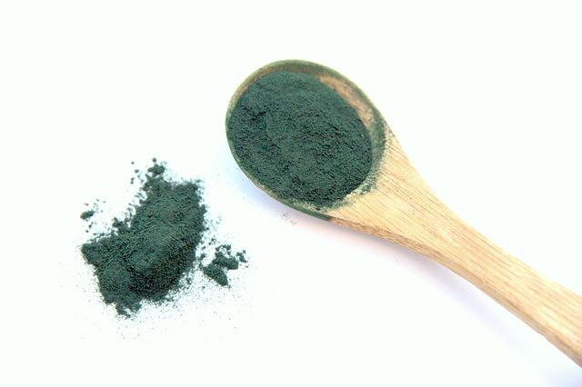 Welche Mineralien enthält Spirulina?
